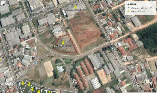 Área industrial 3.800 m² - Foto 3