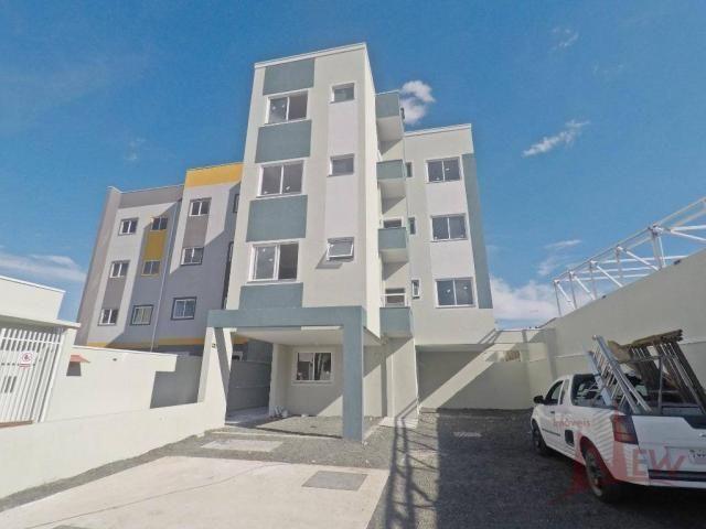 Apartamento 02 quartos no Parque da Fonte, São José dos Pinhais - Foto 3