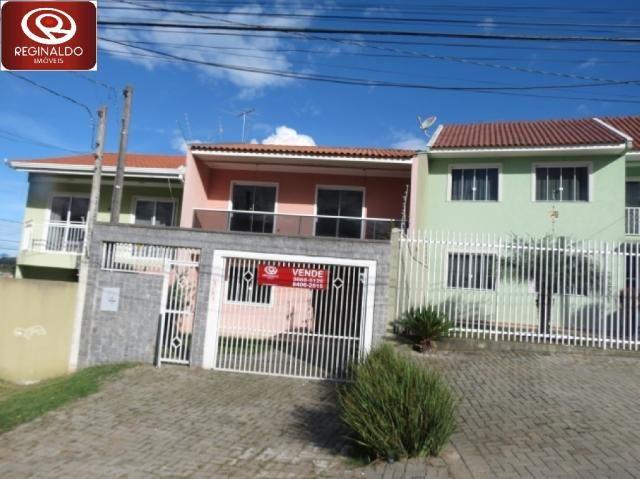 Casa à venda com 3 dormitórios em Jardim claudia, Pinhais cod:13160.20