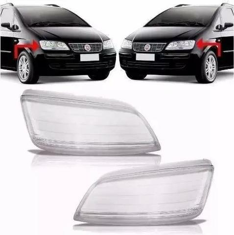 Par Lente Farol Fiat Idea 2006 2007 2008 2009 2010