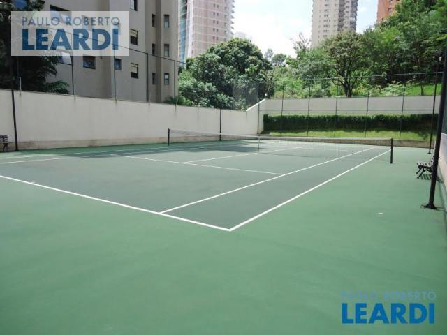 Apartamento para alugar com 4 dormitórios em Panamby, São paulo cod:254464 - Foto 5