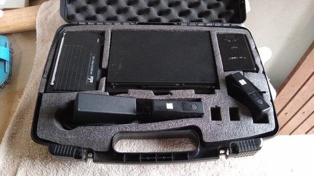Kit Transmissor e monitor de palco