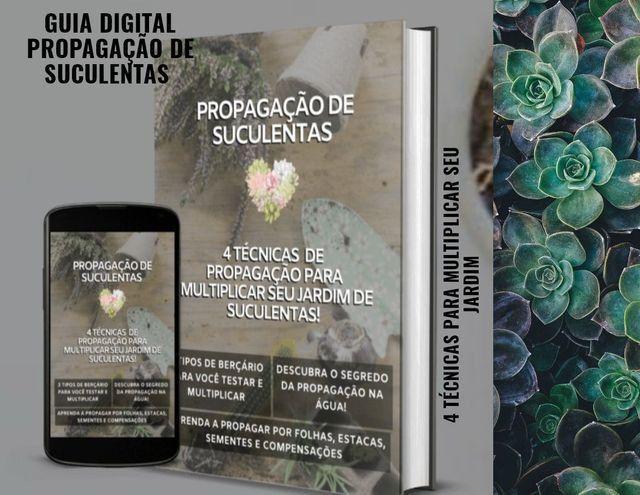 Guia digital propagação suculentas