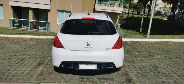 Peugeot 308 1.6 Allure Flex 4P Manual - Foto 4