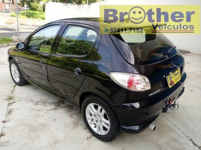 Peugeot 206 2007/2008 completo 4 portas - Foto 6