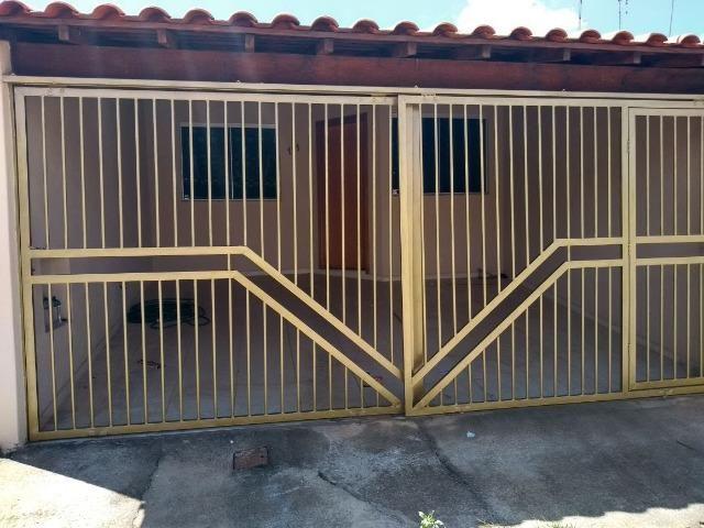 Casa 2 quartos bairro Alvorada- 170 mil