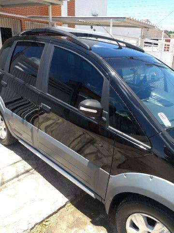 Fiat Idea adventure 2008 completo 3 dono carro com procedência  - Foto 4