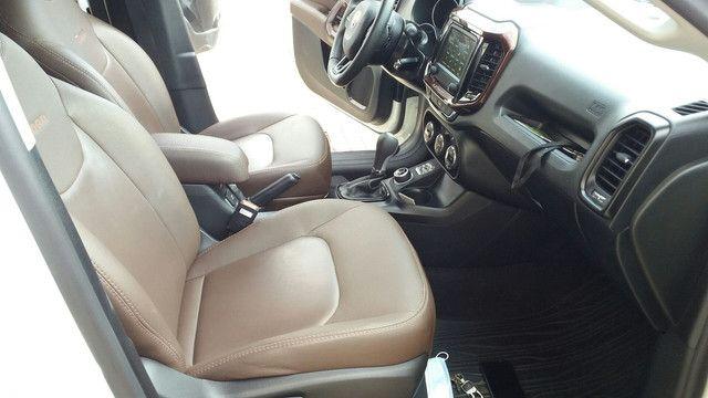 Fiat Toro Freedom AT9 D4 4x4 diesel 2020 - Foto 5