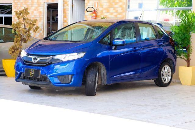 Honda fit lx automático 2015 - Foto 6