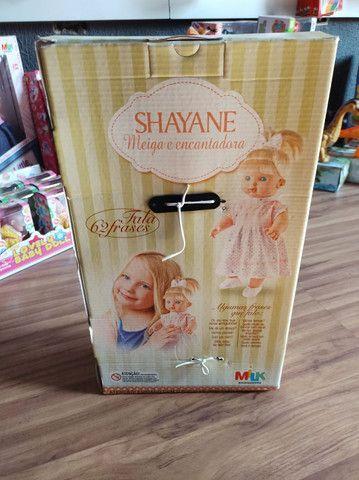 Boneca shayane ,fala 62 frases  - Foto 2