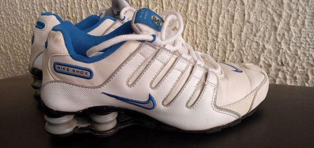 Nike shox  semi novo n 34 - Foto 2