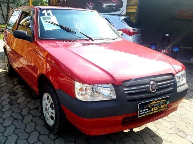 Fiat Uno Mille Economy 1.0, 2 portas. Bom e barato. Confira! - Foto 2