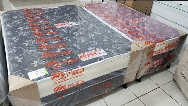 Camas box novas com *entrega grátis - Foto 2