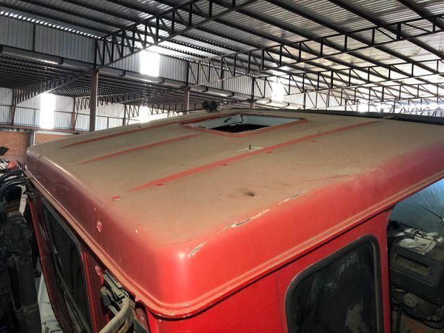 Sucata Cabine Scania T113 - Foto 13