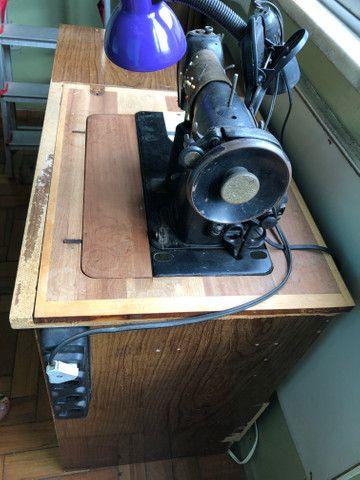 Máquina de costura reta - Foto 4