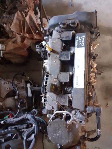 Sucata Ford Focus Titanium 2015 2.0 powershift - Foto 5