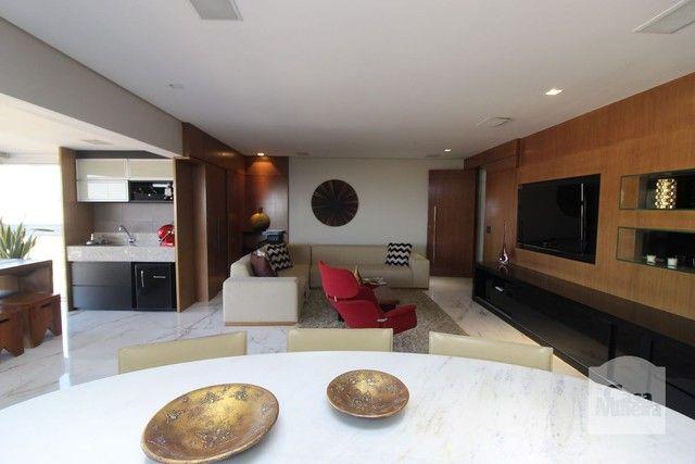 Apartamento à venda com 4 dormitórios em Santa lúcia, Belo horizonte cod:337032 - Foto 5