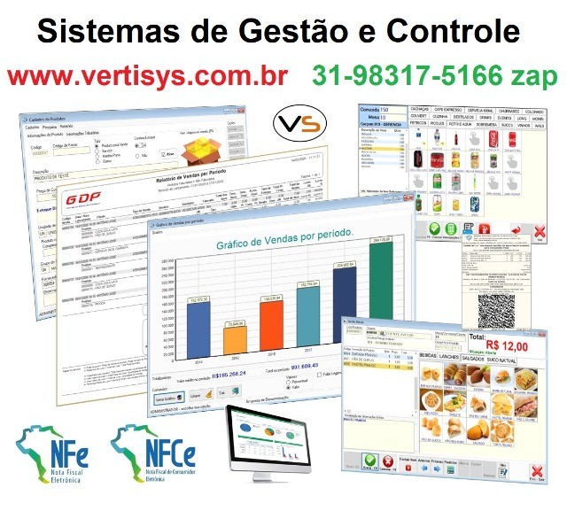Software Emissor de notas fiscais para empresas em geral. Caixa, Estoque, Financeiro - Foto 5