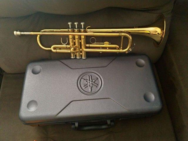 Trompete Yamaha - Ytr AD 200 - Foto 3
