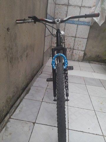 Vendo bicicleta Kaloi de aluminio - Foto 5