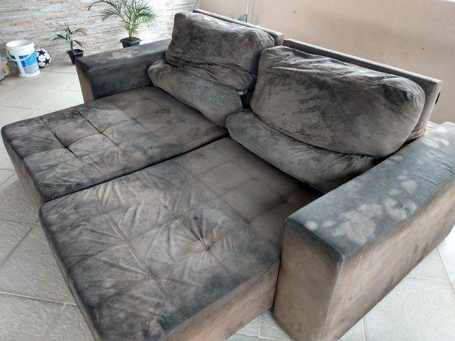Sofá ENCARDIDO ??? Limpeza de sofá !!! - Foto 5