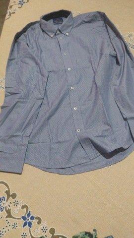 Camisa formal masculina - Foto 4