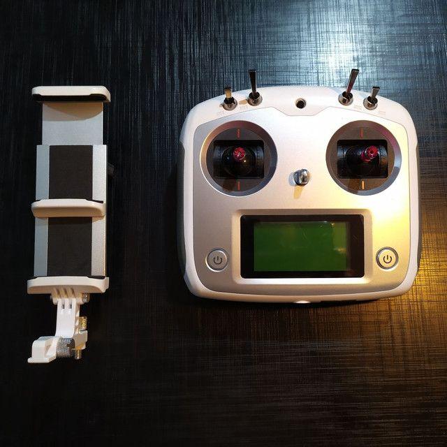 Rádio Controle Flysky Fs-i6s 2.4ghz com receptor IA6B para Drone e Aeromodelo