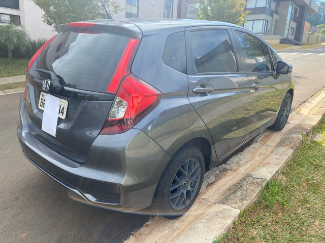 Honda Fit 2018  apenas:21187 km ,impecavel - Foto 6
