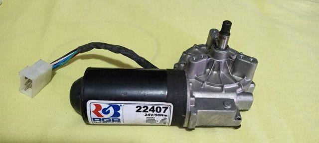 Motor de limpador - Foto 2