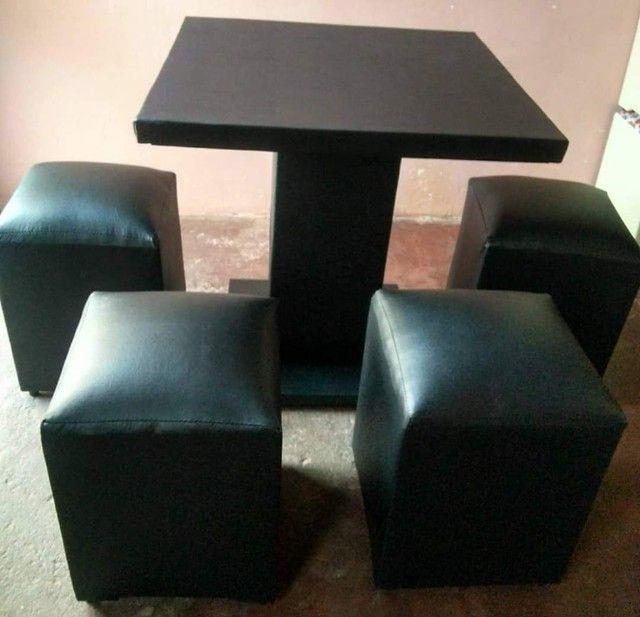 Promoção de mesas ,sala de janta APARTI de 270 Leia. - Foto 6