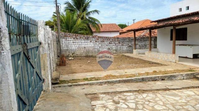 CASA EM PRAIA DE JACUMÃ - LOCALIZAÇÃO PRIVILEGIADA - LITORAL SUL/PB - Foto 7