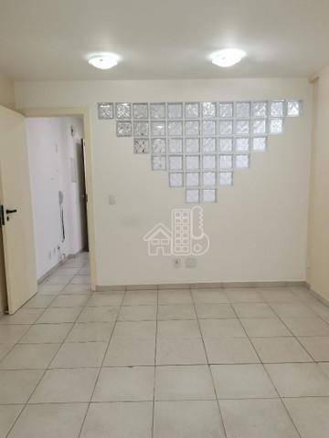 Sala para alugar, 30 m² por R$ 1.200,00/mês - Icaraí - Niterói/RJ - Foto 3