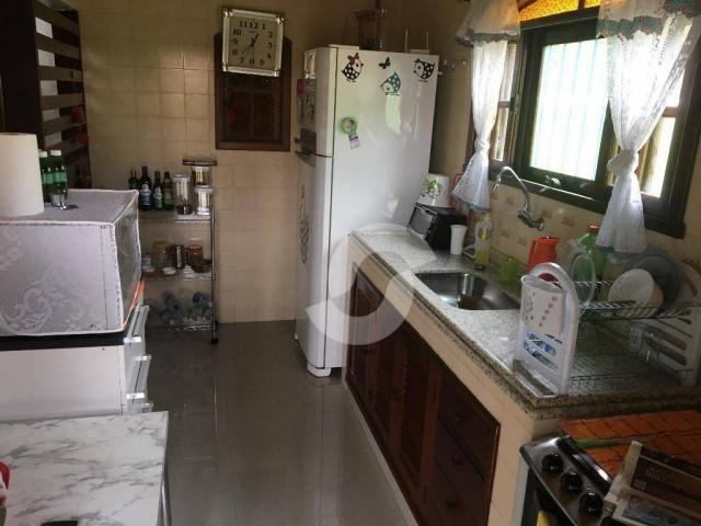Casa com 3 dormitórios à venda por R$ 400.000,00 - Jacaroá - Maricá/RJ - Foto 17
