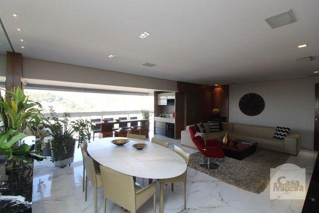 Apartamento à venda com 4 dormitórios em Santa lúcia, Belo horizonte cod:337032 - Foto 7