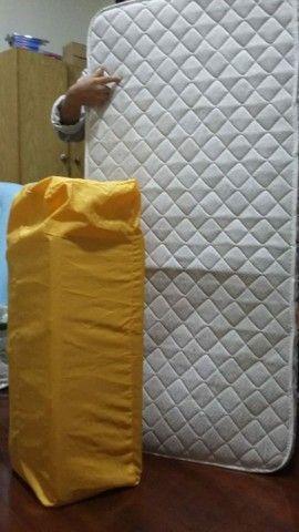 Berço Portátil Easy Sleep Amarelo Chicco - Foto 4