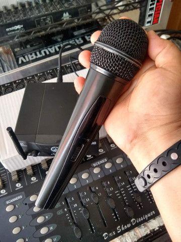 Microfone sem Fio AKG SR 40 - Foto 5