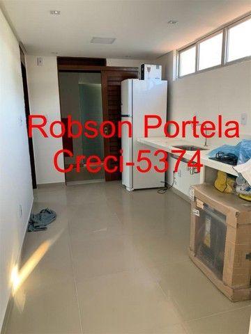 Apartamento no Bessa 3 Quartos, 138 metros, todo reformado com vista mar. - Foto 7