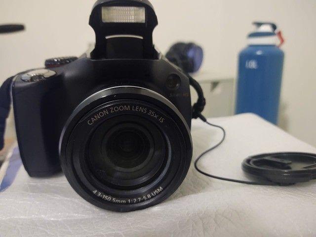 Canon  Power shot SX40 HS. Digital Câmera. - Foto 4