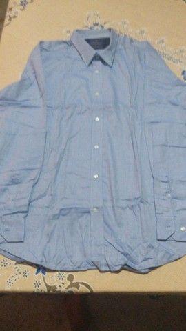 Camisa formal masculina - Foto 3