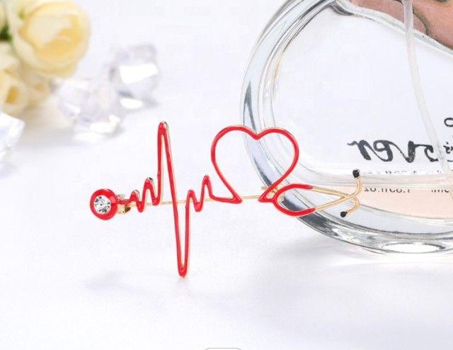 Broche Presente Lembrancinha para Enfermagem Enfermeiras Medicas - Foto 2