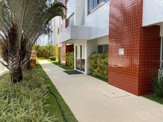 Apartamento com 3 dormitórios para alugar por R$ 850,00/mês - Sandra Cavalcante - Campina  - Foto 7