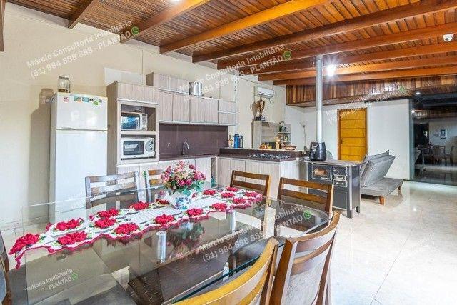 Casa 3 Dormitórios 1 Suíte Parque Granja Esperança, Cachoeirinha! 100m² - Foto 9