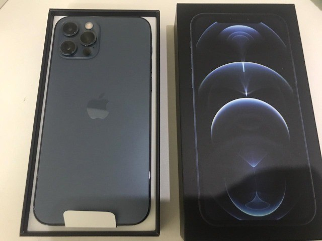 Iphone 12 PRO Novo, lacrado na caixa, nota fiscal - Foto 5