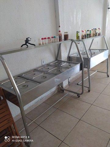Balcão Expositor para restaurante - Foto 2