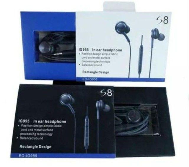fone de ouvido Samsung AKG em promoção