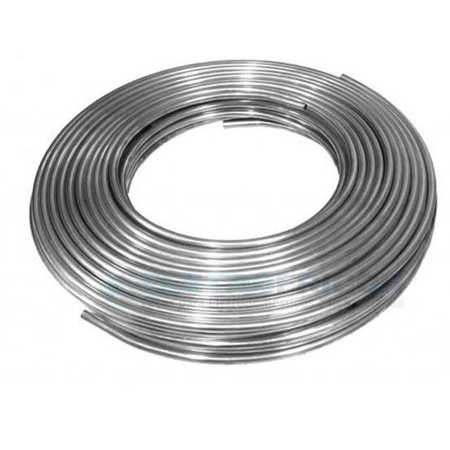 Tudo de Alumínio 1/2 -- 278 metros