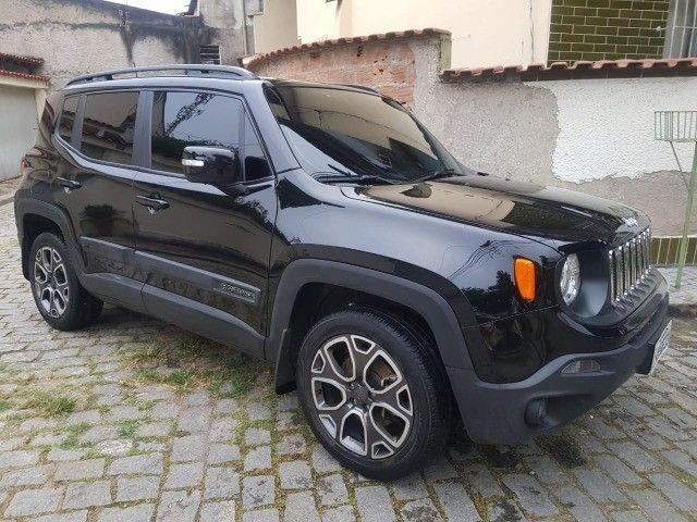Jeep Renegade 2.0 Turbo Diesel - 42 mil KM