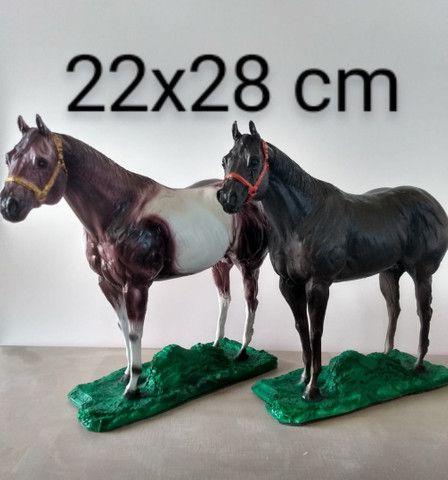 Escultura Cavalo - Foto 5