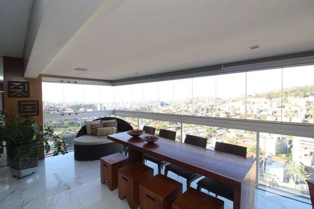 Apartamento à venda com 4 dormitórios em Santa lúcia, Belo horizonte cod:337032 - Foto 10
