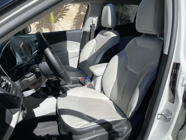 Jeep Compass Longitude Diesel 4x4 Teto Solar botão start/stop 20/20 - Foto 10